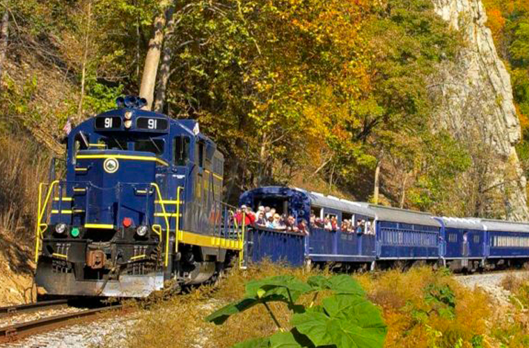 Potomac Eagle Train
