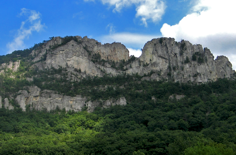 Seneca Rocks