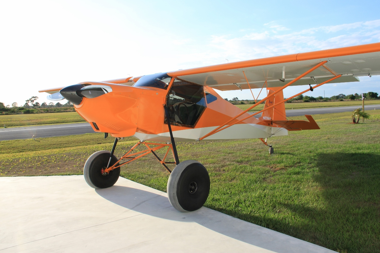 Just SuperSTOL XL